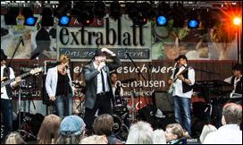 Café Extrablatt - 9. Musik-Sommer-Nacht