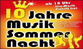 10. Musik-Sommer-Nacht