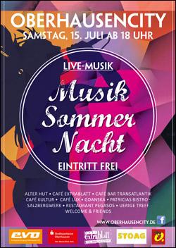 Musik-Sommer-Nacht