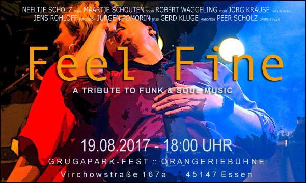 Grugapark Musiknacht 2017