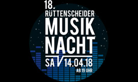 14.04.2018 – 18. Rüttenscheider Musiknacht